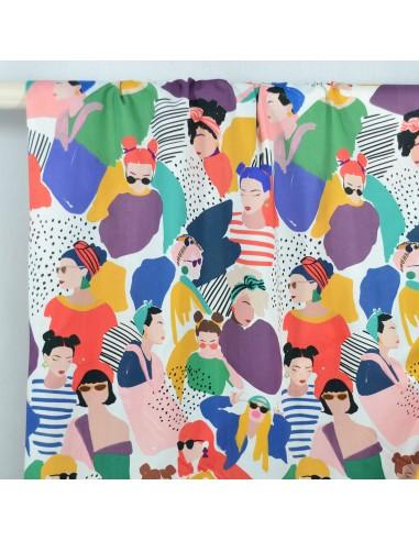 Tissu Batiste Coton - Fashion Focused...